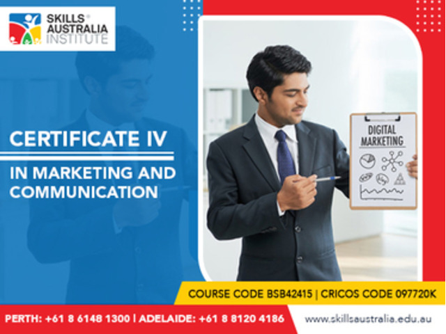 Looking For The Best Certificate IV in Marketing and Communication Provider in Australia? - 1