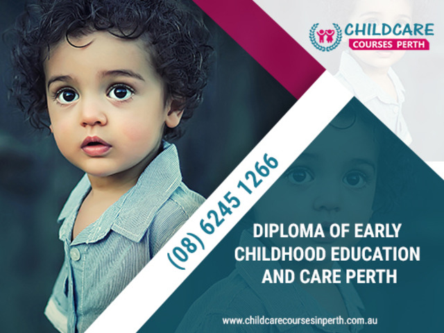 Diploma of Early Childhood Education and Care Perth - 1