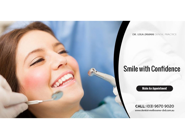 Select the best dentist in Melbourne for your child - 1