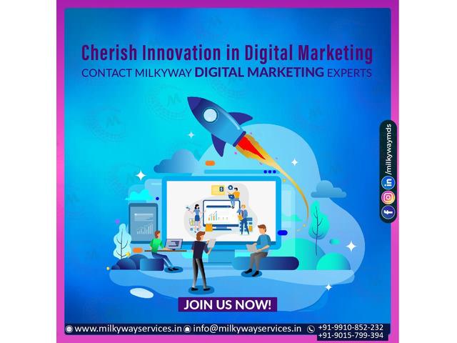 Contact Milkyway Digital Marketing Experts - 1