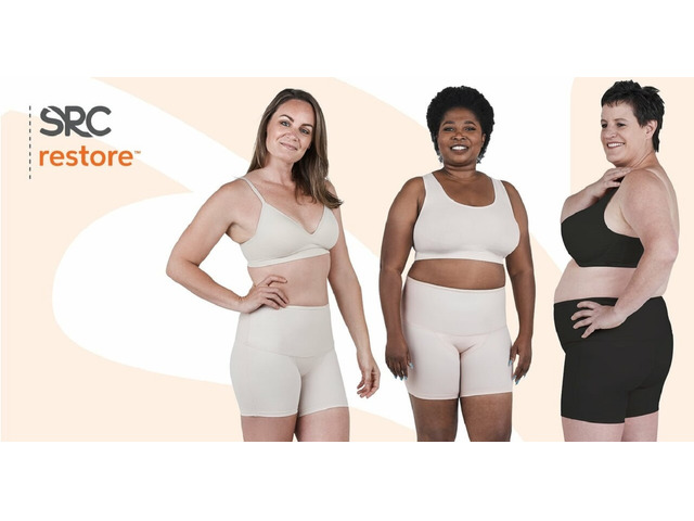 Buy SRC Restore Garments to improve Pelvic Floor Weakness - 1