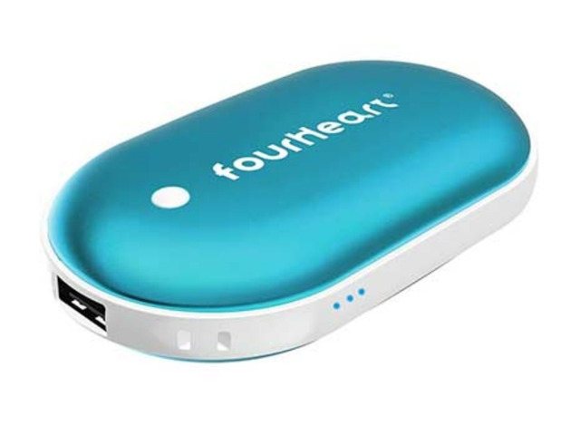 Fourheart Rechargeable Hand Warmer $19.50 You save 2% off the regular price of $19.98 - 1