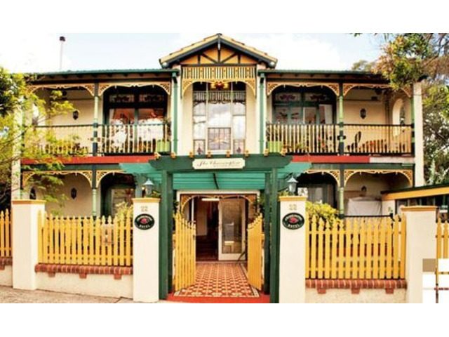 Quality Holiday in Victorian Style With Us Charrington Hotel - 1