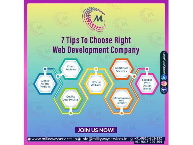 Web Development Company In Noida - 1