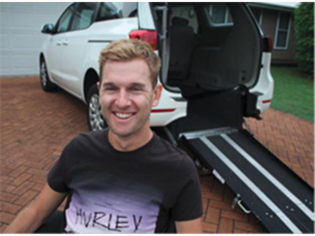 Mobility Vans Conversions Brisbane - 2
