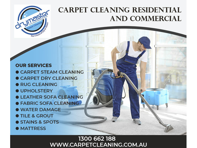 Drymaster Carpet Cleaning Canberra - 2