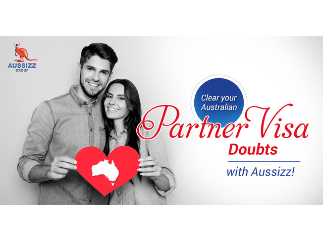 Secure your stay on Australian Partner Visa. Call Aussizz - 1