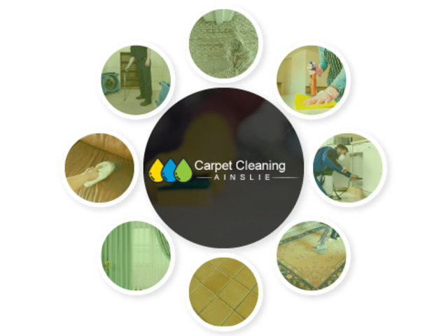 Carpet Cleaning Ainslie - 1