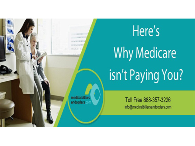 Here's Why Medicare Isn't Paying You? - 1