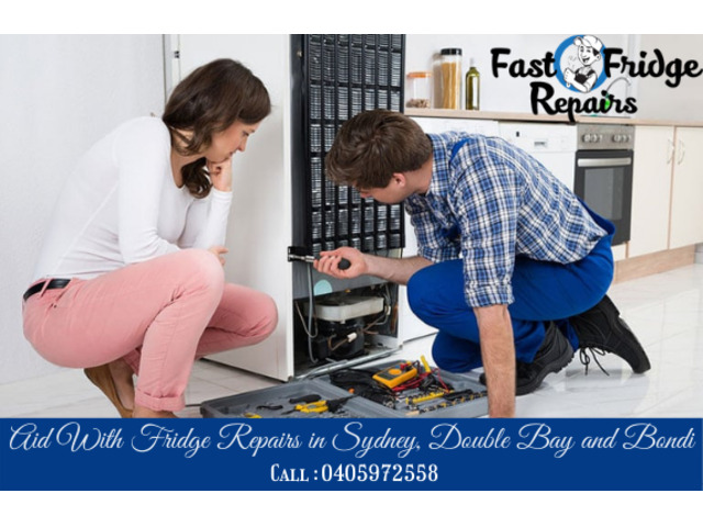 Aid With Fridge Repairs in Sydney, Double Bay and Bondi | Call : 0405972558 - 1