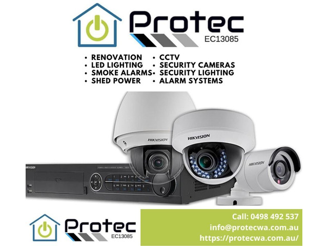 Can You Name a CCTV Installation Provider in Perth? - 1