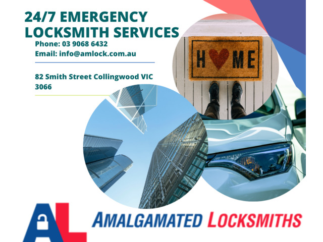 24/7 Emergency Locksmith Service in Collingwood - 2
