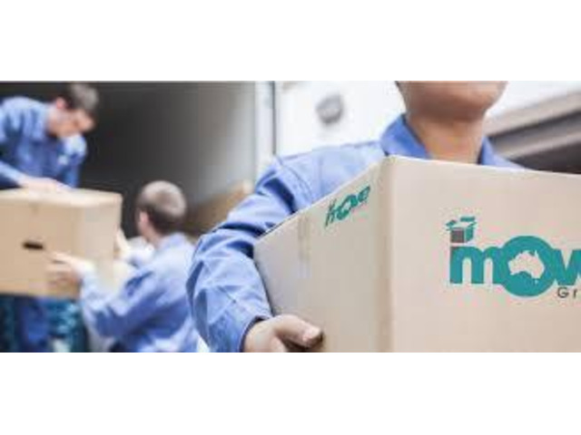 Interstate removalists iMove Group  Removalists Canberra to Sydney - 5