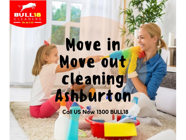 Looking for Best Move in Move out Cleaning Services in Ashburton - 1
