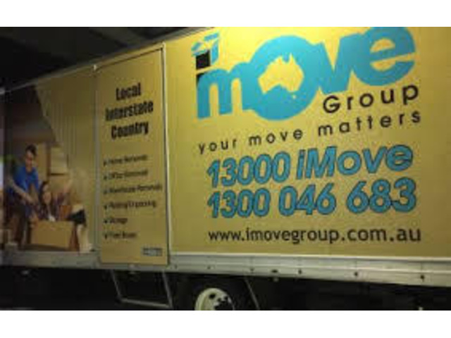 Removalists Sydney to Brisbane iMove Group Best interstate removalists - 4