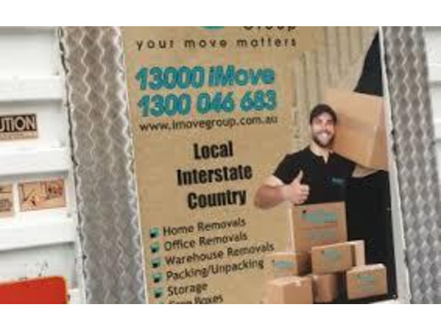Best Interstate removalists  iMove Group  Australia Melbourne to Sydney Removal - 5