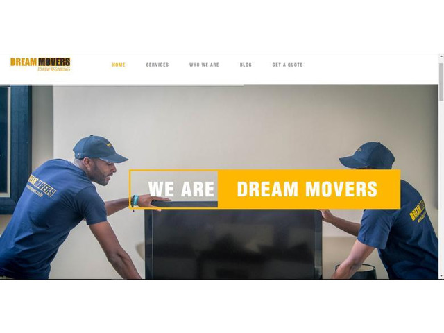 Find Best Movers In Sydney | Dream Movers - 1