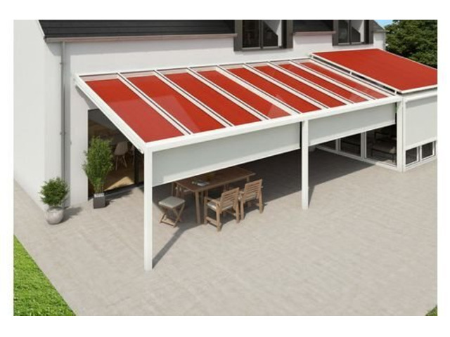 Pergola Blinds and Shutters Price - 4
