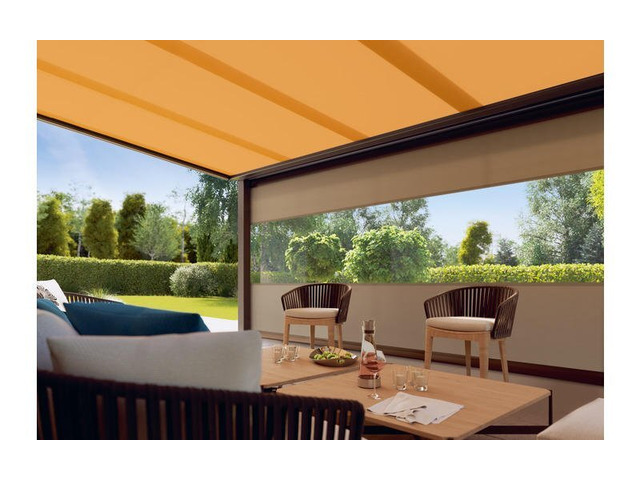 Pergola Blinds and Shutters Price - 6