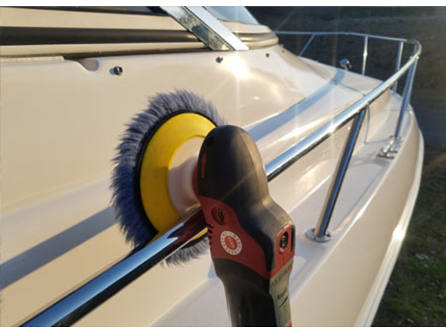 Affordable Boat Detailing in Brighton - Ministry of Detailing - 1