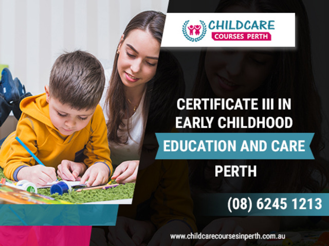 Certificate 3 In Childcare Perth | Cert 3 Childcare - 1