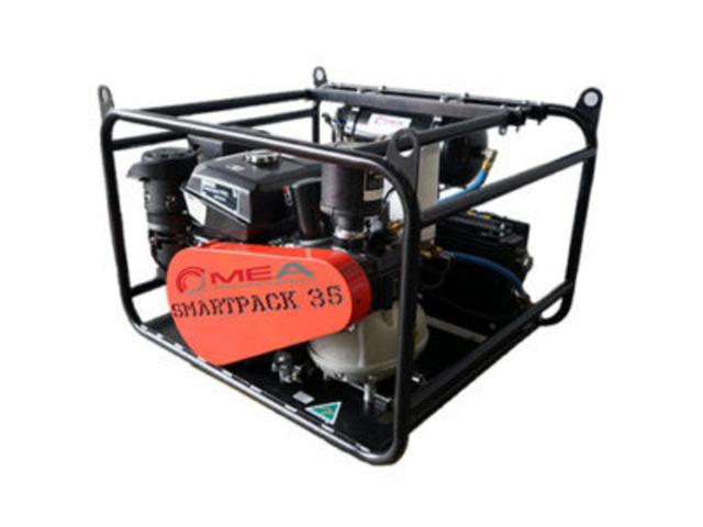 Petrol Driven Air Compressor Australia - 2