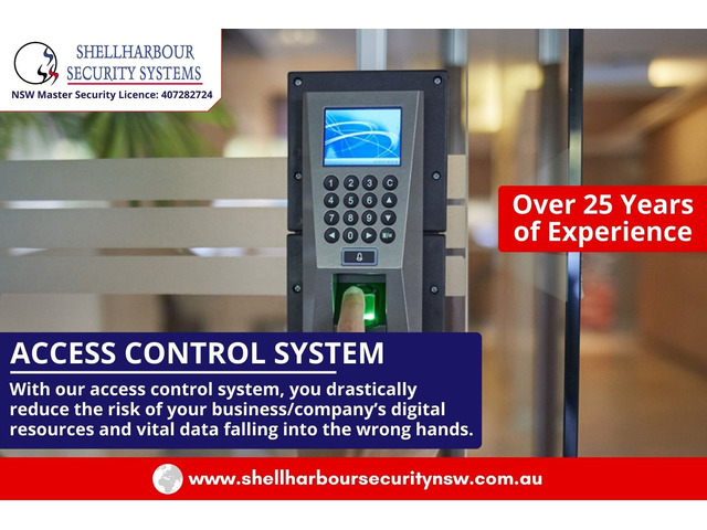 We Offer Tailored Access Control Systems in Sydney - 1