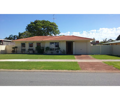 Central Beauty on 850sqm sized Block in Mandurah W.A.