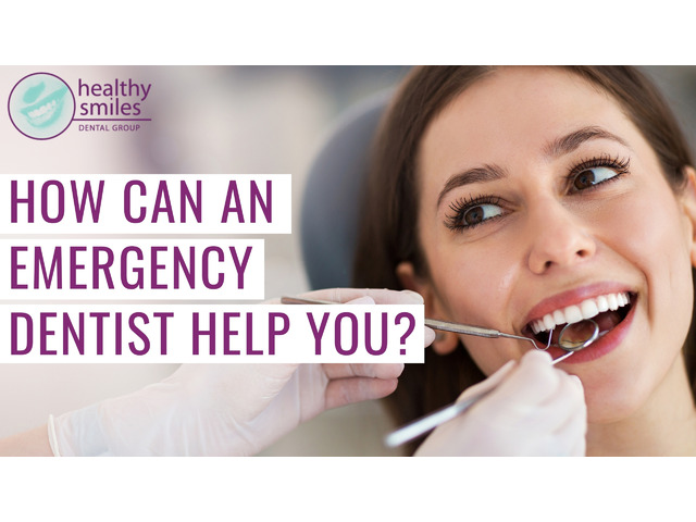 How Can an Emergency Dentist Help You? - 1