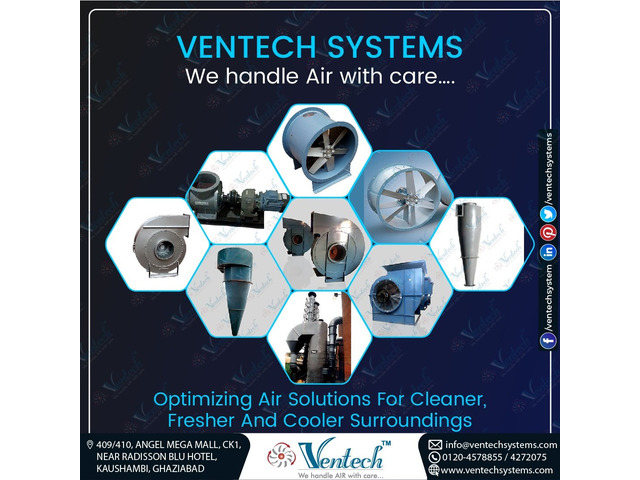 Ventech Systems We handle Air with care…. - 1