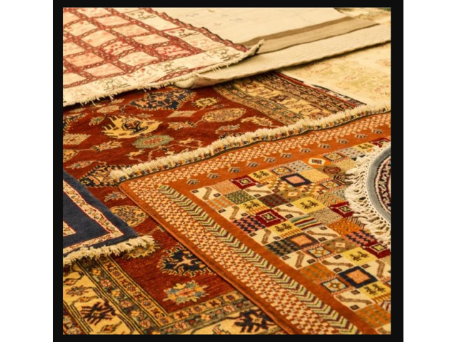 Cleaning a Wool Cotton Rug || 02 9982 1000 - 1
