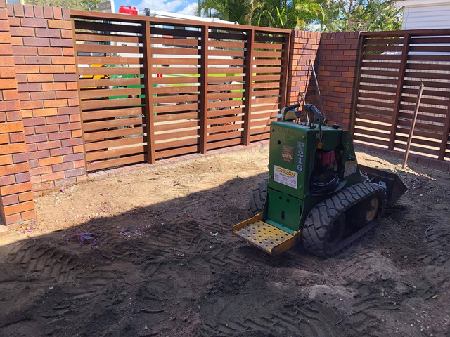 Courtyard paving. - Rogers Little Loaders - 4