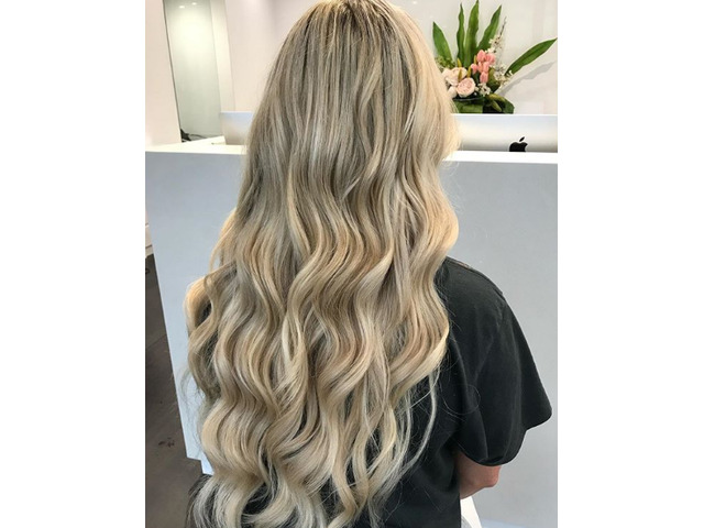 Real Human Hair Extensions in Australia - 6