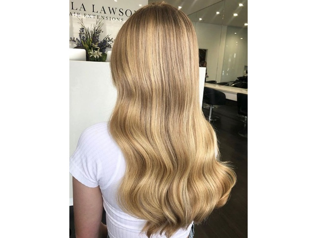 Real Human Hair Extensions in Australia - 7