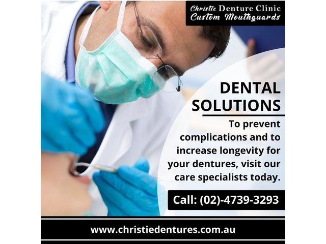 Affordable Dentures Repair in Katoomba - 1