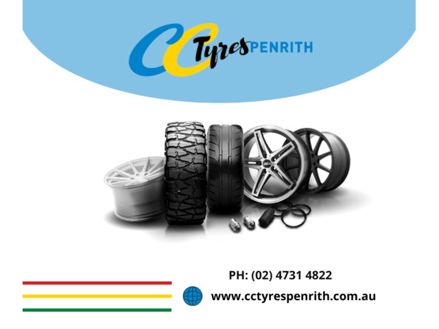 Find Tyre Services Near ST MARY'S! - 1