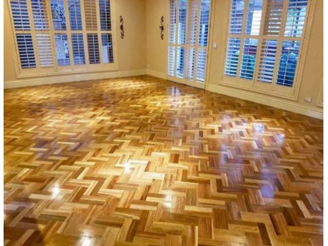 Timber Floor Sanding Polishing Melbourne - 4