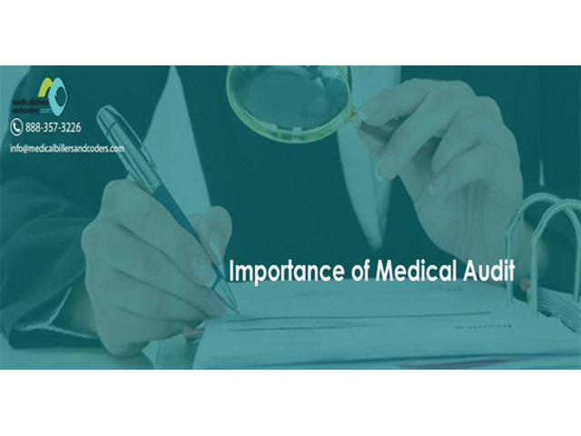 Importance of Medical Audit - 1