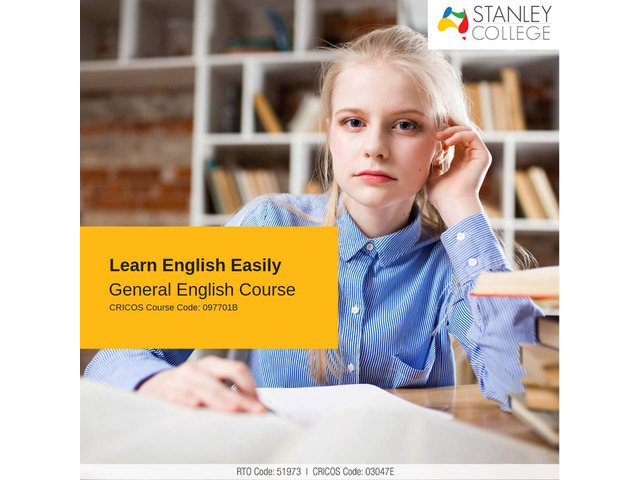 Want to study English in Perth? Join our general English course - 1