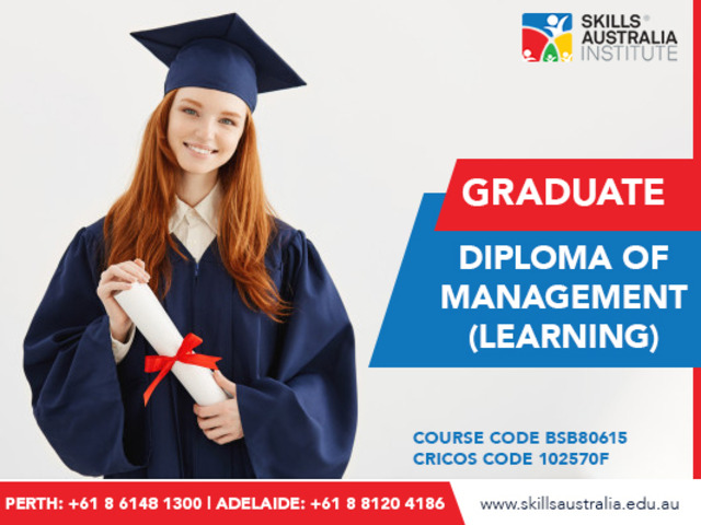 Become a general manager with our graduate diploma in management - 1