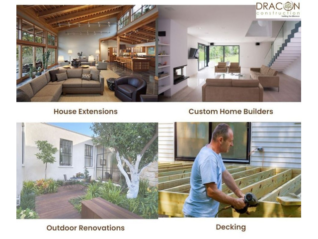 Efficient Home Renovation and Home Extention Services by Dracon Construction - 1
