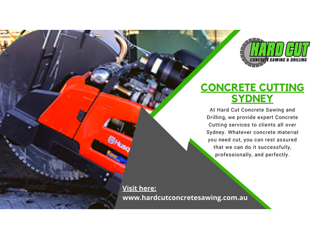 Sydney's Leading Concrete Cutting and Core Drilling Company - 1