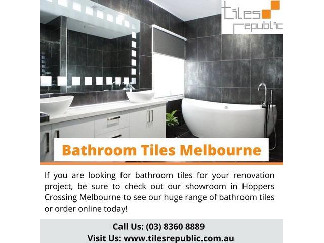 Bathroom Tiles Melbourne   Bathroom Floor Tiles and Wall Tiles - 1