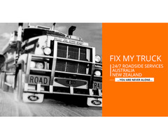 Fix My Truck - 24/7 Roadside Assistance
