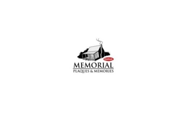 Memorial Plaques and Memories - 1