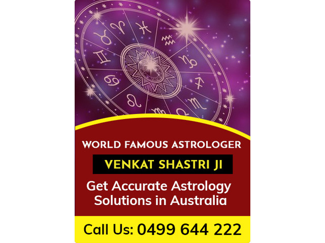Get Best Astrology Solutions From The Best Astrologer In Brisbane - 1
