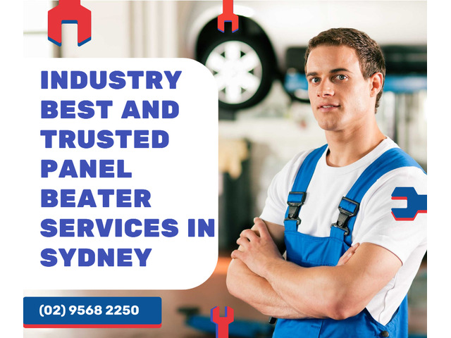 Industry Best and Trusted Panel Beater Services in Sydney - 1