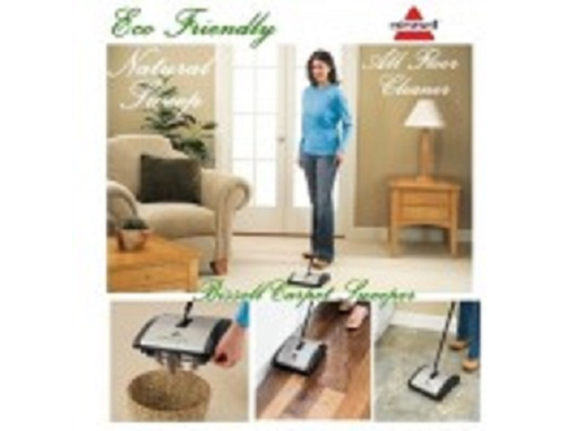 Get the Best Quality Bissell Floor Sweeper - 3
