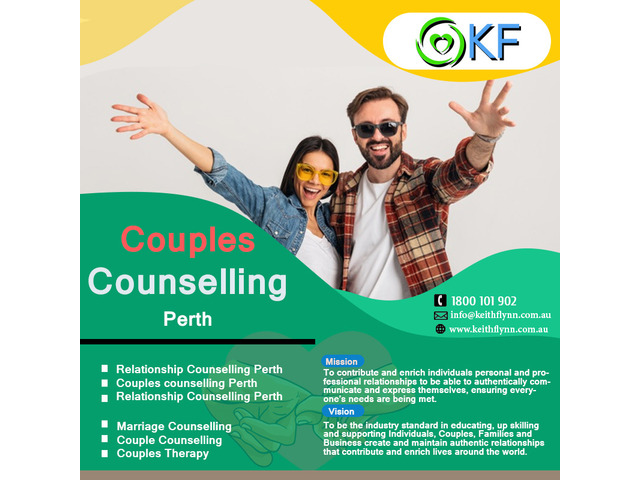 Couples Counselling Perth - 1