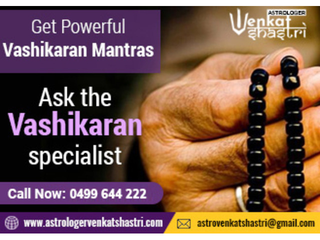 Find the Vashikaran Specialist in Sydney - 1